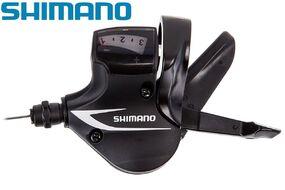 Рукоятка переключения передач, левая, SHIMANO, ACERA, SL-M360, 3 ск.