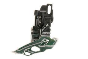 Переключатель передний, M676, SLX, 2 ск., Direct mount, Рамка - нижняя, Тяга - универсальная, 44, SH, SHIMANO