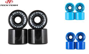 Набор колес (4 шт.) для скейтборда 60х45, 78a (NN004255)