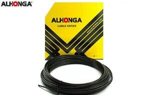 Оплетка троса тормоза ALHONGA, Ø 5 мм, бухта 30 м (черный, ALH_SP_4mm_BLACK)