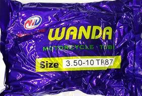камера 3.50-10 TR87 (405g. бутил 50шт.мешок) WANDA