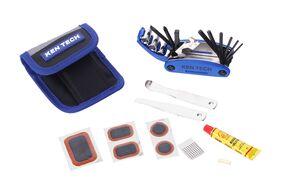 Набор инструментов в сумке, KENLI: Монтажки, Набор шестигран. ключей, Аптечка, KL-9809B (RKLTL9809B01)