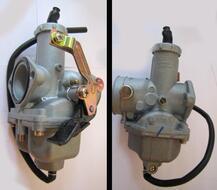 карбюратор 4Т 162FMJ,166FMM (CB150-250), TTR 250 PZ30  (30мм)