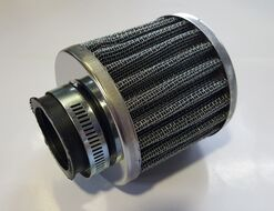 фильтр воздушный нулевого сопротивления сетка D 42мм