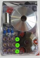 вариатор передний в сборе 1E40QMB(QJ), 1E50QMB, JOG90 ТЮНИНГ