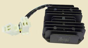 реле регулятор напряжения (реле зарядки) 4T 125-150см3 152QMI, 157QMJ(2пр.) (2+3 конт.) GRACE, ZRS