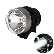 Фара передняя, 3 Вт, 1 Super LED, 3 режима работы, влагозашищенный корпус, блистер