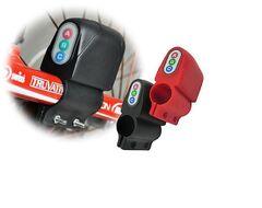 Сигнализация велосипедная, с кодом, Gallop GX-610 (4610013544888)