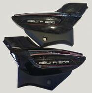 пластик боковой левый + правый Stels Delta 200, Racer RC200-C5B Magnum