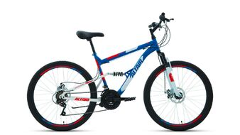 Велосипед ALTAIR MTB FS 26 2.0 disc 2019-2020