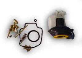 ремкомплект карбюратора 4T 139QMB + мембрана 18мм