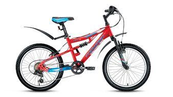 Велосипед FORWARD BURAN 1.0 2017