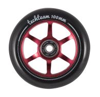 колесо X-Treme самоката 6S, 100мм,  red NN002290
