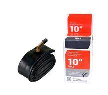 Камера 10x2,00 TU1030B бутил Schrader (AV) загнутый ниппель, TRIX (УТ00018610)