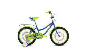 Велосипед FORWARD FUNKY 18 BOY 2016