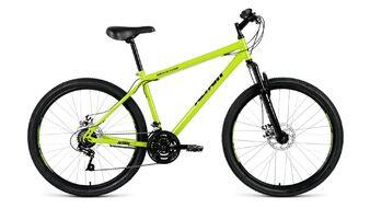Велосипед ALTAIR MTB HT 26 2.0 disc 2018-2019 (зеленый)
