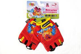 Велоперчатки детские PRINCESS, гелевые вставки 3XS (VG935PRINCESS3)