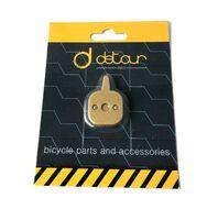 Тормозные колодки DETOUR, для дискового тормоза, TEKTRO Aquila/Gemeni (4630031482306)