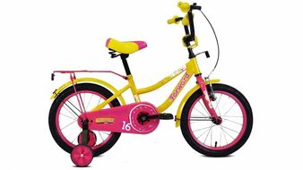 Велосипед FORWARD FUNKY 18 BOY 2017