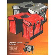 Велосумка, PROPHETE, крепление на багажник (штаны), REX Waterproof