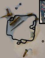 ремкомплект карбюратора 4T 139QMB