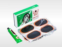 Аптечка велосипедная: заплатки 12 шт. (45x70 мм), клей, RED SUN (УТ00020272)