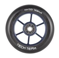 колесо X-Treme самоката 6RT, 100мм,  black NN002976