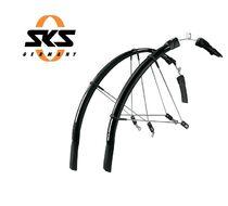 """Комплект крыльев 28"""" SKS """"RACEBLADE LONG"""" для шоссейного велосипеда, черный (SKS_11311)"""