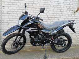 Мотоцикл YX250GY-C5C, черный (YX250GYC5CBl)