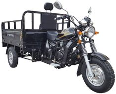 Трицикл ZIP MOTORS Triton 200 (черный)