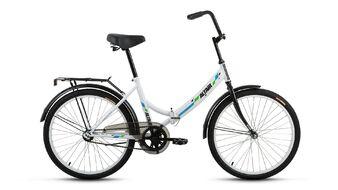 Велосипед ALTAIR CITY 24 (2017, белый)