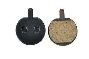 Тормозные колодки YK-02, для дискового тормоза, MAGURA LOUISE 1999-2001, CLARA 2000 (FWDPADSYK02)