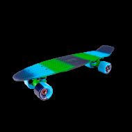 """Скейтборд пластиковый Multicolor 22"""""""