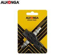 "Тормозные колодки ""ALHONGA"", V-Brake, 72 мм, блистер (Тайвань, мультиколор, 4 цв., ALH_HJ-739.13T3)"