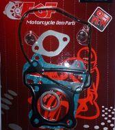 прокладки ЦПГ (3шт) 4T 139QMB D47 + кольцо глушителя + сальники клапанов