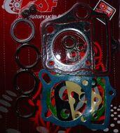 прокладки ЦПГ (3шт) 4T DELTA, ALPHA 139FMB D39 + кольцо глушителя + сальники