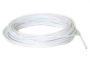 Оплетка троса тормоза Ø 5 мм 1 пог. м (20 м в упак.) (белый, 14V2PWH00009)