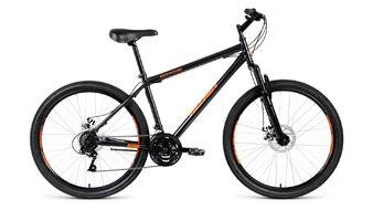 Велосипед ALTAIR MTB HT 26 2.0 disc 2018-2019 (черный)