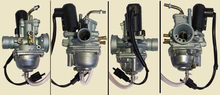 карбюратор 2Т 1E40QMB, QJ, JOG50 (STELS) D12mm