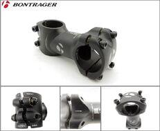 Вынос руля BNT-156 BONTRAGER алюминиевый нерегулируемый безрезьбовой, 28,6 мм, 31,8 мм, угол 10°, 75 мм, 4-х болт. (черный мат, 1SMABNTRG156)
