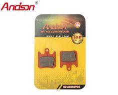 Тормозные колодки ANDSON для дискового тормоза (SRAM, HOPE, Mono X2, E4) SBP-1028, блистер (K-3677)