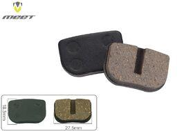 Тормозные колодки MEET для дискового тормоза (AVID, Bolids, Tongli, Saiguan, Flame, Aobang) BP-019 (УТ00021276)