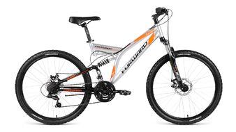 Велосипед FORWARD RAPTOR 26 2.0 disc 2018