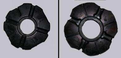 демпферные резинки заднего колеса Stels Delta 200, Racer RC200-C5B Magnum