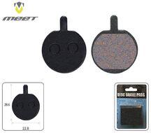 Тормозные колодки MEET для дискового тормоза PROMAX, MAGURA Louis, Clara, JAK, блистер, TP-11A (УТ00019071)