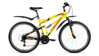 Велосипед FORWARD BENFICA 26 1.0 2018
