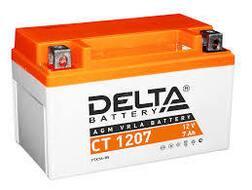 Аккумуляторная батарея Delta CT 1207