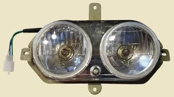 фара головного света в сборе Z50R, TORNADO, RANGER, QT-7, RACER