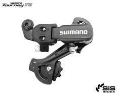 Переключатель задний SHIMANO TOURNEY RD-TY31, 6/7 скор., крепление (на болт) под петух (ARDTZ31DL)