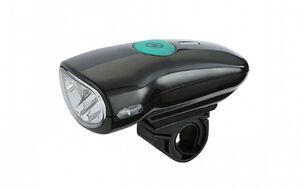 Фара передняя, LED, 4 диода, 2 реж. работы, JY-822, блистер
